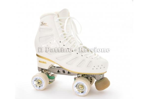 Professional Gold 6 Edea Jazz + Roll-line Evo + wheels Giotto