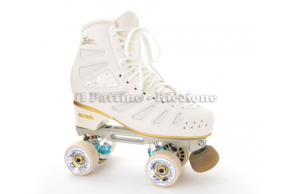 Professional Gold 2 Edea Jazz + Roll-line Energy Steel + wheels Giotto