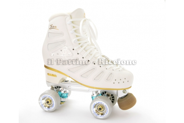 Professional Gold 1 Edea Jazz + Roll-line Mistral + wheels Giotto