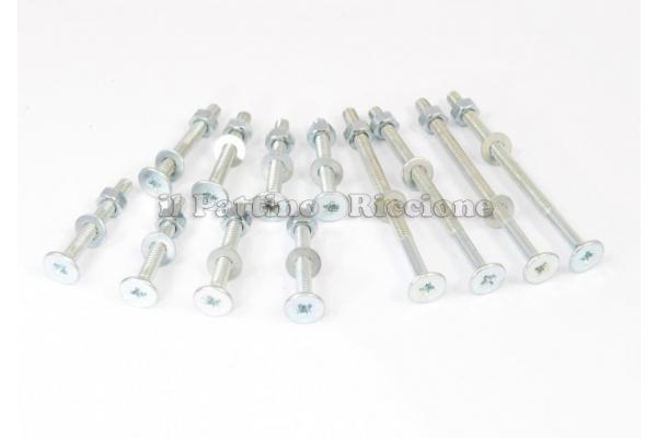 Mounting screws