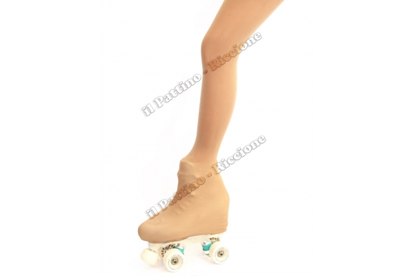 Pantyhose skating Natural Color