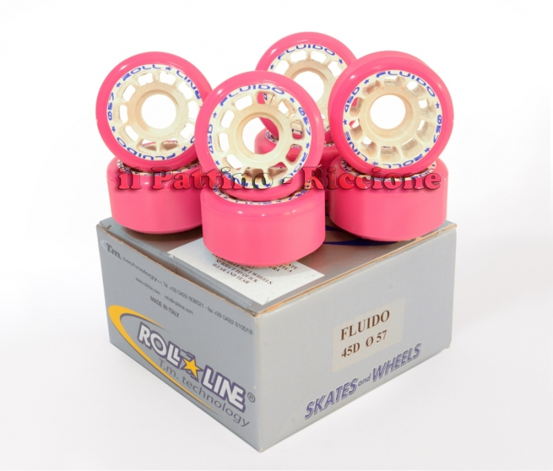 Wheels Fluido 45D diam. 57