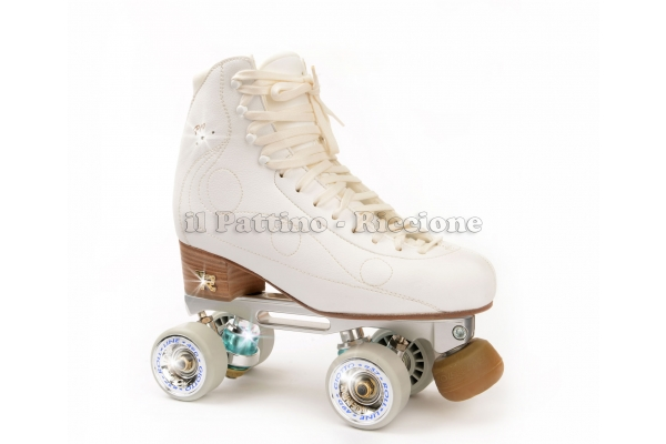 Model Competition 25 Risport Royal Pro + Roll-Line Mistral + Wheels Giotto