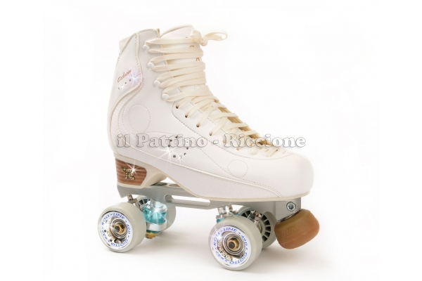 Model Competition 29 Risport Royal Exclusive + Roll-Line Energy Steel + Wheels Giotto
