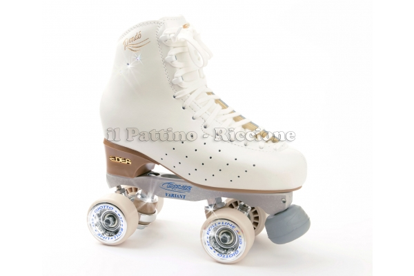 Model Competition 2/B Edea Rondò + Roll-line Variant M + Wheels Giotto