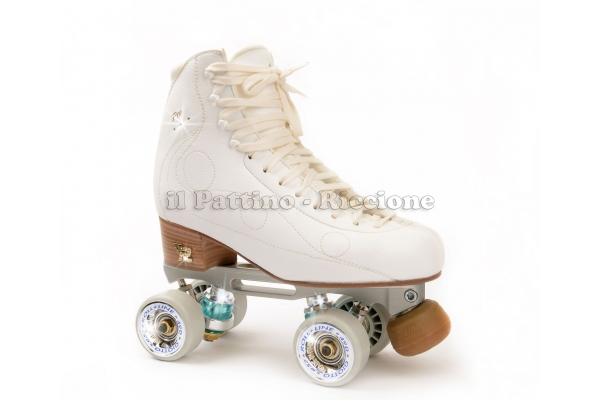 Model Competition 33 Risport Royal Pro + Roll-Line Energy Steel + Wheels Giotto