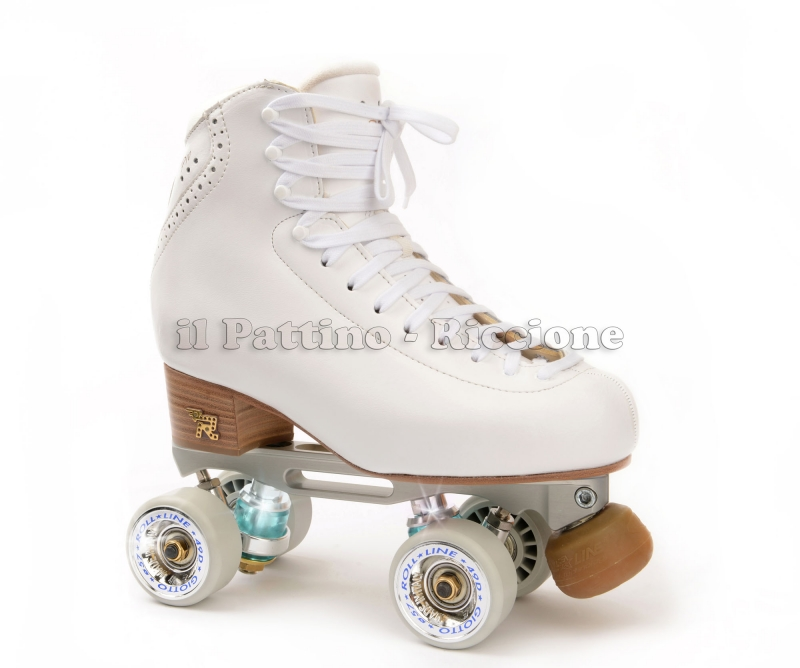 Model Competition 36 Risport RF3 Pro+ Roll-Line Energy + Wheels Giotto