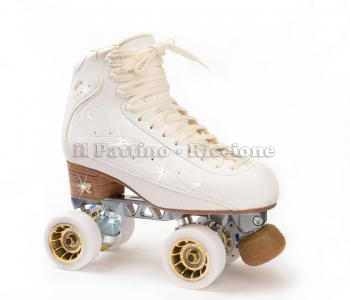 Model Competition 38 Risport Dance Elite + Roll-Line Dance + Wheels ICE