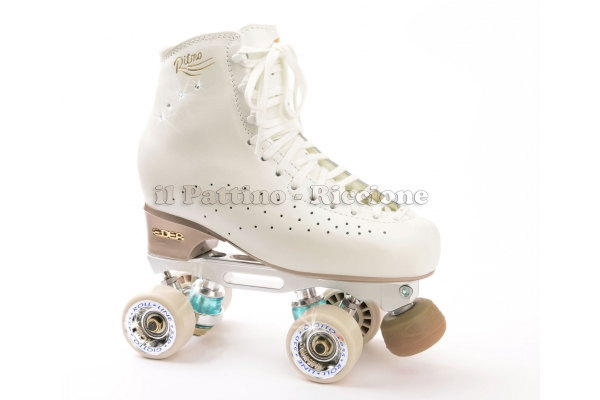 Model Competition 9/B Edea Ritmo + Roll-line Mistral + Wheels Giotto
