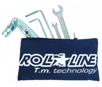 Model 9/E Edea Rondò + Roll-line Mistral + Ruote Giotto
