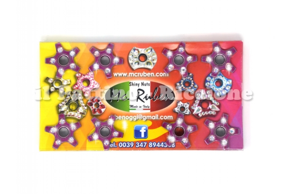 Nuts whit STRASS Model 18