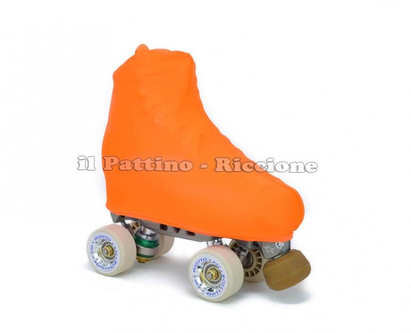 Skate cover orange fluo
