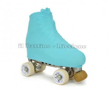 Skate cover light blue