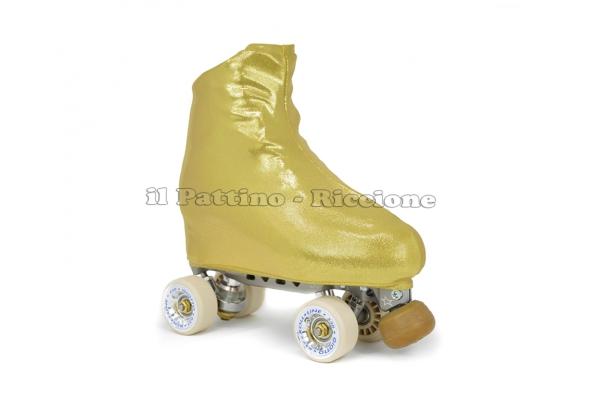 Skate cover gold
