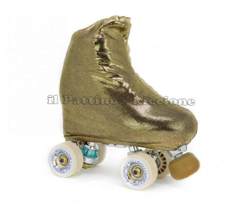 Skate cover dark gold
