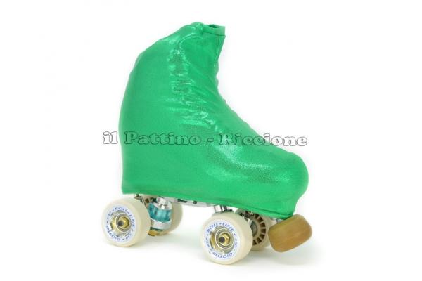 Skate cover metal emerald