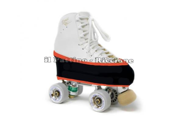 Skate cover saver Orange Fluo