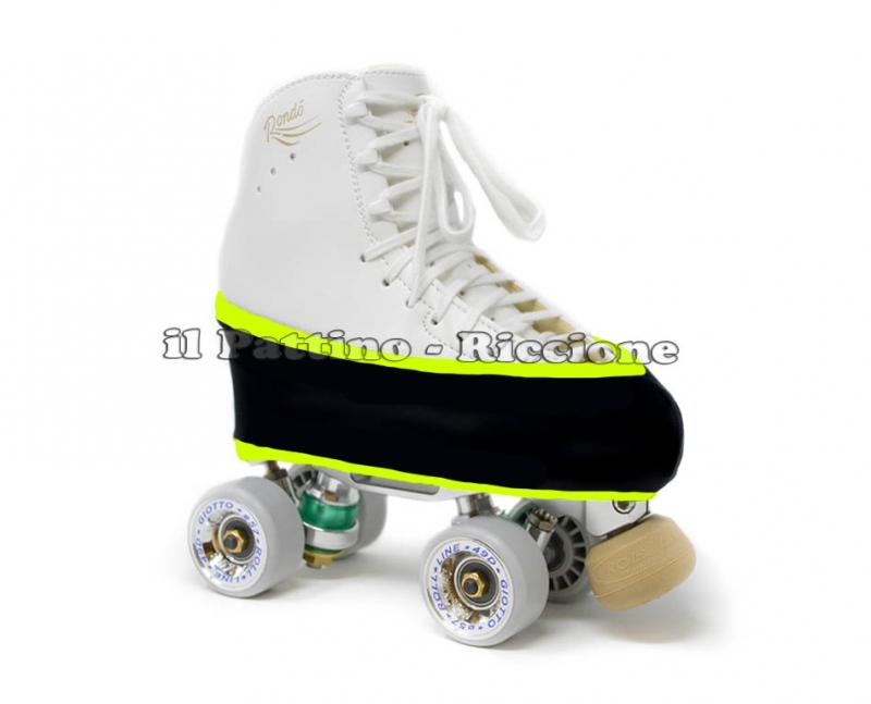 Skate cover saver Yellow