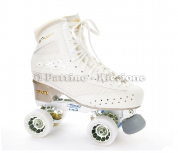 Edea Flamenco + Roll-line Variant C + Wheels Ice