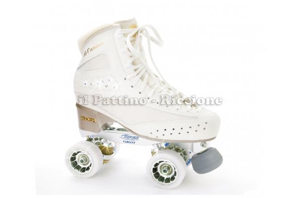 Edea Flamenco + Roll-line Variant C + Wheels Ice