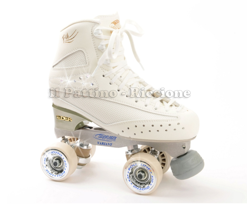 Edea Fly + Roll-line Variant M + Wheels Giotto