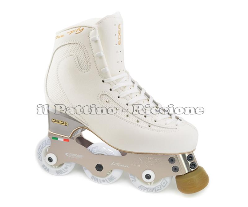 Edea Ice Fly + Roll-line LINEA + Wheels Zero
