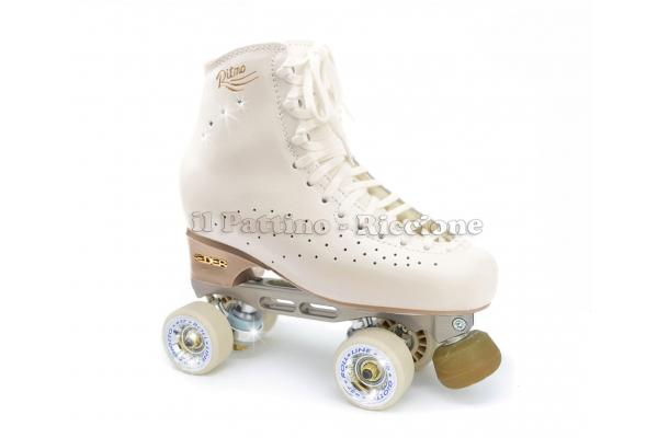 Edea Ritmo + Roll-line Matrix Titanium + Wheels Giotto