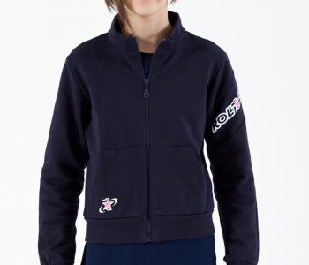Girl Cotton Sweatshirt