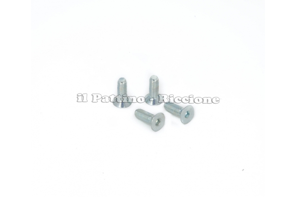 Kit roll line adjustment nut locking screw
