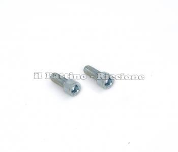 Kit toe stop locking screw