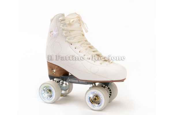 Risport Royal Pro + Roll-line Spin + Wheels Giotto
