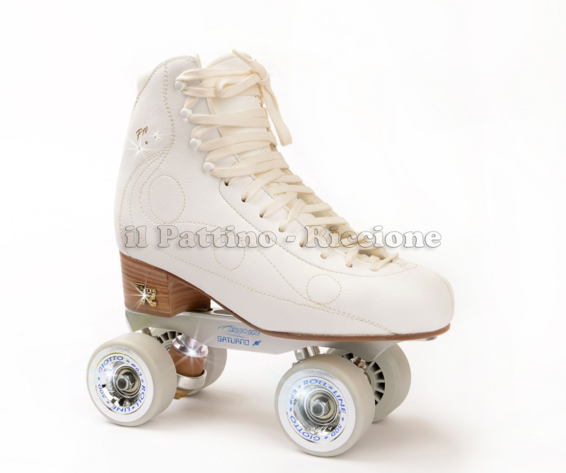 Figure 26 Risport Royal Pro + Roll-Line Saturno + Wheels Giotto