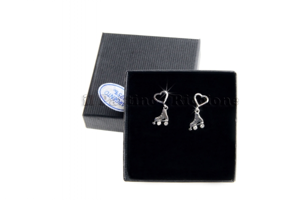 Pendant earrings