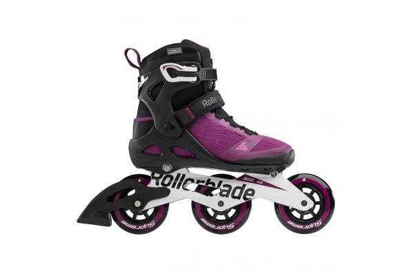 Inline skates Rollerblade Macroblade 100 3WD purple / black