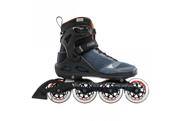 Inline skates Rollerblade Macroblade 90 blue / orange