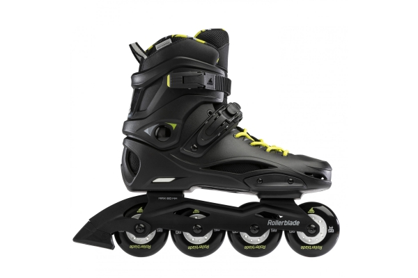 Inline Skates Rollerblade TWISTER EDGE BLACK/NEON YELLOW