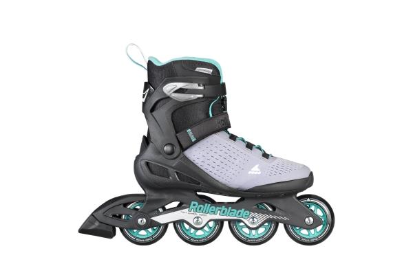 Inline skates Rollerblade Zetrablade Elite black/powder blue
