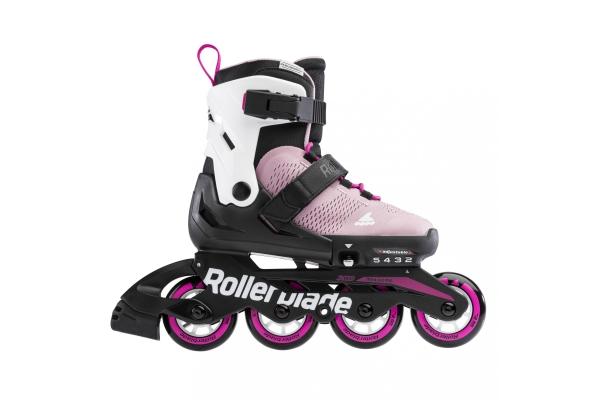 Skates Rollerblade Microblade pink/white