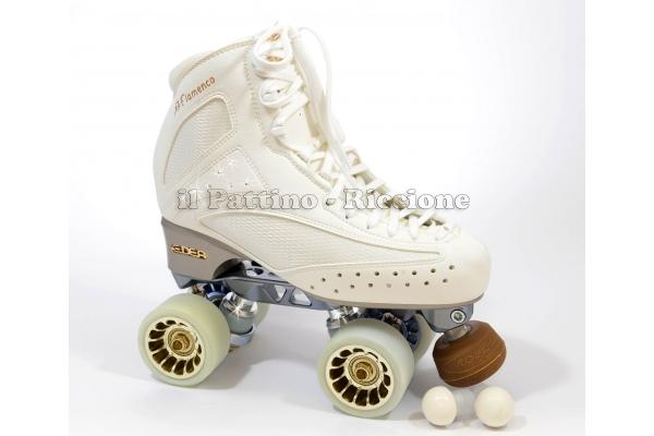 Edea Flamenco + Roll-line Dance + Wheels Ice
