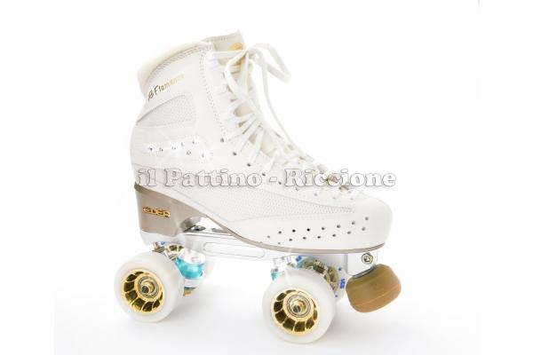 Edea Flamenco + Roll-line Mistral + Wheels Ice