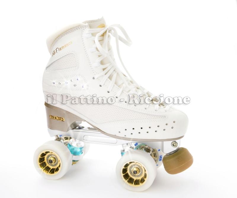 Model Professional Dance 4 Edea Flamenco + Roll-line Mistral