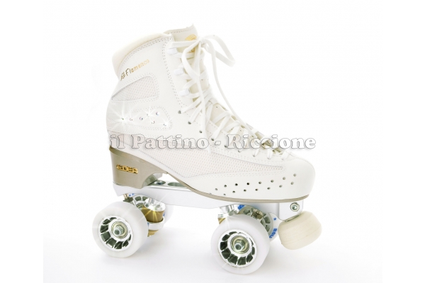 Edea Flamenco + Roll-line Mariner Cup + Wheels Ice