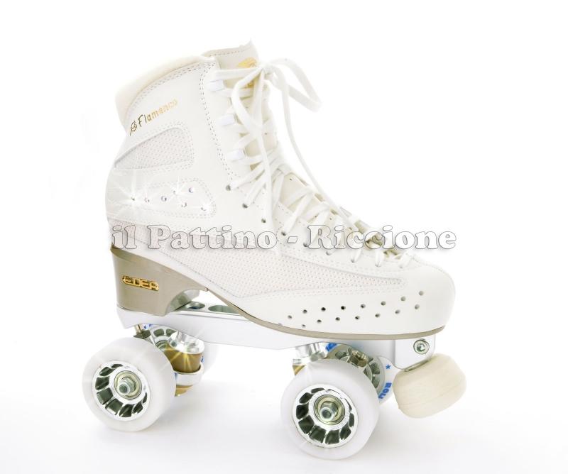 Model Professional Dance 5 Edea Flamenco + Roll-line Mariner Cup