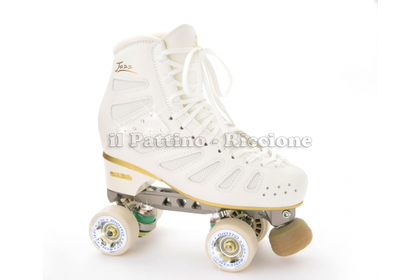 Edea Jazz + Roll-line EVO + Wheels Giotto