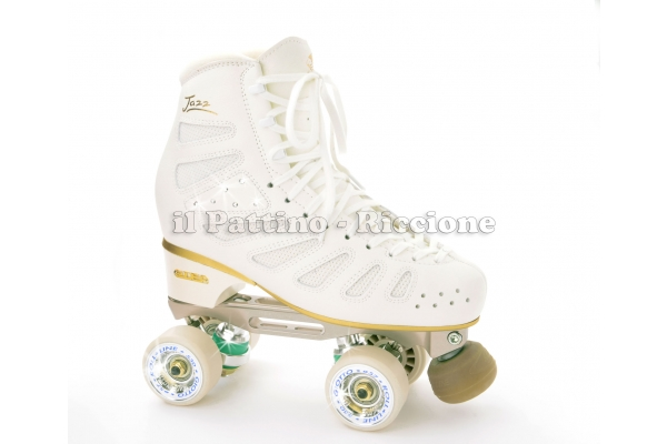 Edea Jazz + Roll-line Matrix Titanium + Wheels Giotto