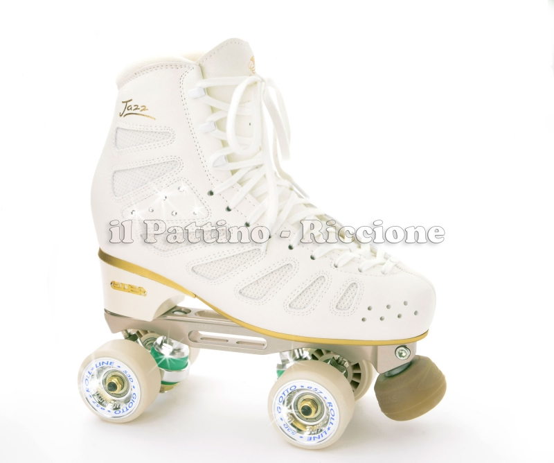 Professional Gold 3 Edea Jazz + Roll-line Matrix Steel + wheels Giotto