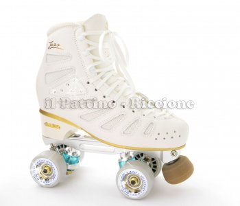 Professional Gold 6 Edea Jazz + Roll-line Mistral + wheels Giotto