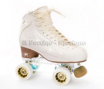 Risport Dance Elite + Roll-line Mistral + Wheels ICE