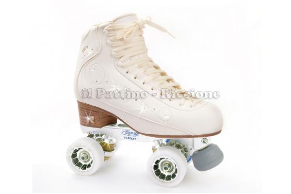 Risport Dance Elite + Roll-line Variant C + Wheels ICE