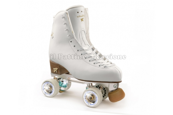 Risport Electra + Roll-line Mistral + Wheels Giotto